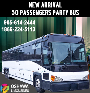 Oshawa Party Bus
