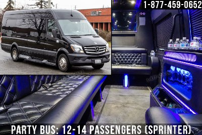 Limo Bus Sprinter